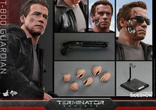 Terminator T-800 Guardian Sixth Scale Figure  - Sideshow / Hot Toys  Figur 1/6