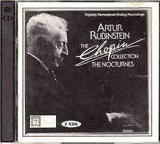 The Chopin Collection: The Nocturnes / Artur Rubinstein (CD, 2 Discs)