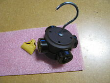 HUBBELL 4 OUTLET CLUSTER RECEPTICLE # 9259  GROUNDING NSN: 5935-00-982-7451