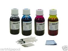 Refill ink kit for HP27 28:Deskjet 1315v 1315xi 1317 1318 2100 2170 2200 4x4oz/s