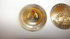 1115Th SIGNAL DIVISION BN  FORT LEWIS   Enamel CHALLENGE  COIN