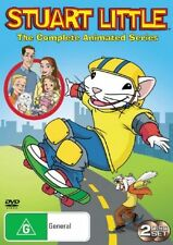 Stuart Little - The Complete Animated Series DVD 3 Disc Series, Fast Post...2281