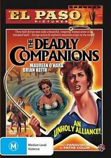 The Deadly Companions (DVD, 2011)
