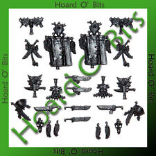 WARHAMMER 40K BIN BITS SPACE WOLF PACK - 24x ACCESSORIES