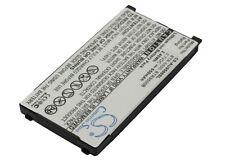 Batterie li-ion pour Audiovox btr-5500 cdm-9500 nouveau qualité premium