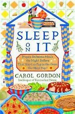 Sleep On It: Prepare Delicious Meals the Night Before That You Can Pop In the Ov