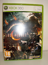 JEU X BOX 360 - LOST PLANET 2 COMPLET  REF 10
