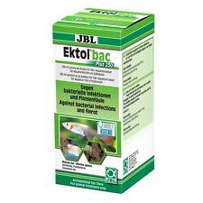 JBL Ektol bac Plus 250 - 200 ml - Geschwüre Bakterien Heilmittel Fisch Medizin