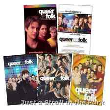 Queer as Folk: Complete TV Series Seasons 1 2 3 4 5 Box / DVD Set(s) NEW!