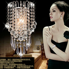 Modern K9 Crystal Wall Lights Sconce Chandelier Wall Lamp Aisle Fixtures 8885_A