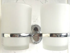 DOUBLE TOOTH BRUSH HOLDER , TUMBLER