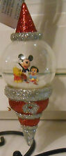 DISNEY STORE 2005 OUR FAMILY TREE ORNAMENT MICKEY PINNOCHIO WINNIE the POOH