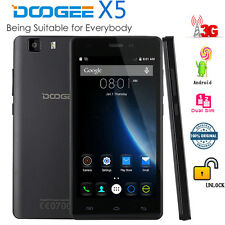 DOOGEE X50 5.0 Zoll Android 5.1 Smartphone Handy Dual SIM-Karte Quad Core 8MP 8G