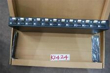 RS 24 PORT LC MULTIMORE DUPLEX FIBRE OPTIC PATCH PANEL STOCK#K1424