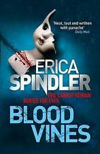 Blood Vines, Erica Spindler, Very Good condition, Book