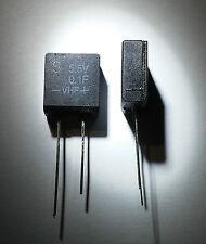 5.5V / 0.1F Capacitor against memory loss (Rotel). Memory backup