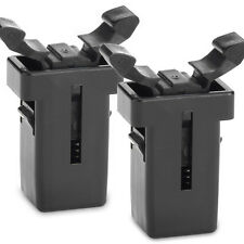 Addis bin Compatible Catch x2 Push Top lid Clip replacement Latch
