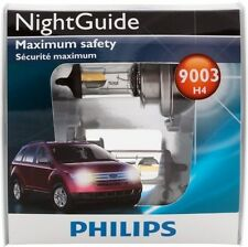 Philips 9003 NightGuide Replacement Bulb, (Pack of 2)