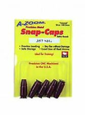 A-Zoom  Pachmayr Snap Caps, 357 SIG, 5 pack, 15159