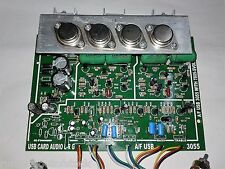 HiFi 200 W RMS Stereo Audio Amplifier Kit Board,Transister Board Power Amplifier