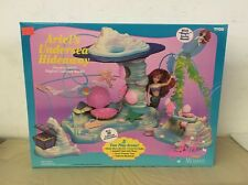1992 Disney's Little Mermaid ARIEL'S UNDERSEA HIDEAWAY No. 1846 Tyco Unopened