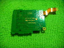 GENUINE PANASONIC DMC-ZS5 SD CARD BOARD REPAIR PARTS