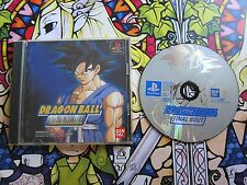 DRAGON BALL Z FINAL BOUT PS1 PLAYSTATION NTSC JAPAN COMPLETO BUEN ESTADO #2