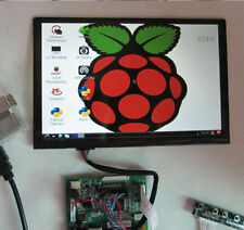 "10.1"" TFT LCD Display Module 1280*800 HDMI+VGA+2AV Driver Board for Raspberry Pi"