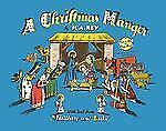 A Christmas Manger (Punch-Out-And-Play Books) Rey, H. A. Paperback