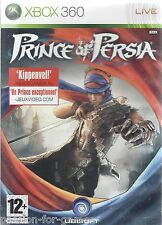PRINCE OF PERSIA for Xbox 360 - manual in French and Dutch