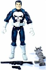 Marvel Universe 2009 PUNISHER (WHITE GLOVES) (SERIES 1 #004) - Loose