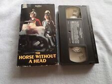 The Horse Without a Head (VHS, 1997) - DISNEY'S - JEAN-PIERRE AUMONT
