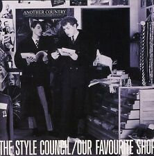 Our Favourite Shop - Style Council (2001, CD NEUF)