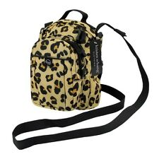 Mini Pack Shoulder Purse Leopard Backpack Carry Bag EDC Kristen Whang Decky H20