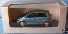 VW VOLKSWAGEN GOLF 5 V PLUS 2005 MINICHAMPS 1/43 BLUE BLAU BLEU + LHD