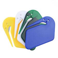 Letter Opener Office Envelope Cutter Safe Plastic Stainless Steel TOP