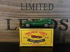 matchbox lesney moko no.41B Very Rare B-4 Version vn mint B-3 Box excellent 1961