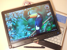 Fujitsu Lifebook T901 Touchscreen Laptop Tablet 2 in 1: Dell HP Surface Pro T900