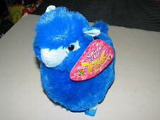 Sugar Loaf KellyToys Plush Stuffed Dark Blue Llama Alpaca Toy NWT w Tag 2014 11""