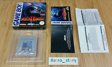 Nintendo Game Boy Mortal Kombat II PAL