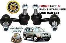 FOR NISSAN X TRAIL 2001-2007 LEFT & RIGHT FRONT STABILISER SWAY LINK BAR ROD