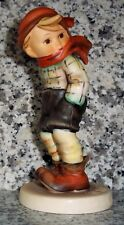 "Hummel Figur Hum 43 ""Lausbub - March Winds"" FM 5 * original Goebel Hummelfigur !"