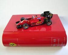 Ferrari 156-85 No. 288 R. Arnoux Brazil GP 1985