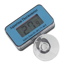 Digital Submersible Fish Tank Aquarium LCD Thermometer Temperature Meter
