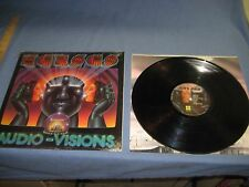 Kansas Audio-Visions SHRINK FZ 36588 ALBUM VG COVER VG++ record LP