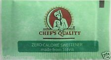 STEVIA SWEETNER GENERIC 1000 CT NATURES CALORIE FREE CHEFS QUALITY