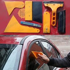7 in1 Window Light Lamp Scraper Wrapping Tint Vinyl Film Squeegee Cleaning Tools