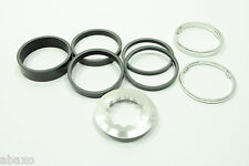 Q2 Carbon Single Speed Conversion Spacer Kit with Lockring
