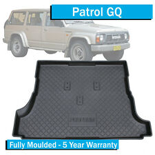 TO FIT: Nissan Patrol GQ (1988-1997) - Boot Liner / Cargo Mat - Wagon - LWB