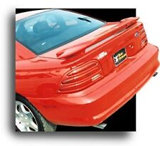 JSP 63210 Ford Mustang Cobra Rear Spoiler Primed 1994-1998 OE Style with LED